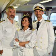 Leinen los am Ostersonntag! Kapitän Silbereisen schippert auf die Malediven (Foto)