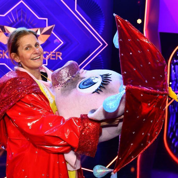 Nix mit Glücksschwein! SIE steckte im Ferkel-Kostüm (Foto)