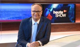 """Oliver Welke legt mit seinem Team der """"heute-show"""" im ZDF eine kleine Osterpause ein - am 02.04.2021 gibt's deshalb keine neue Satire-Sendung. (Foto)"""