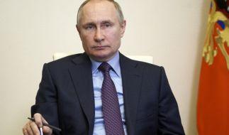Was plant Wladimir Putin? (Foto)