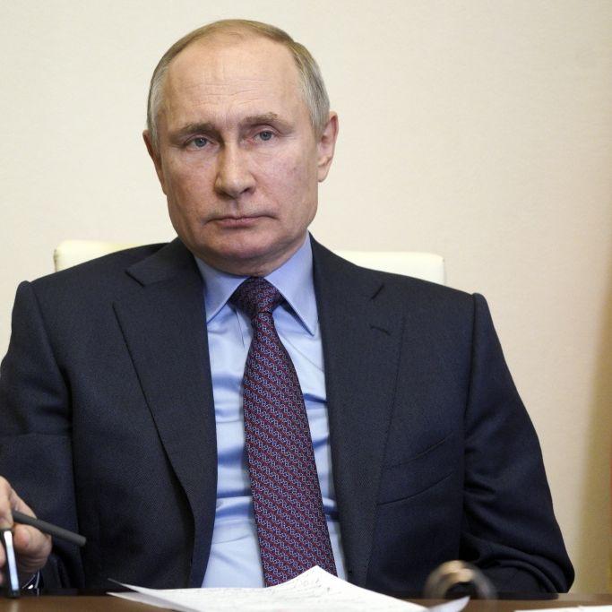 Truppen in Richtung Ukraine verlegt! Plant Wladimir Putin HIER einen Angriff? (Foto)
