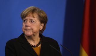Plant Merkel den Knalhart-Lockdown? (Foto)