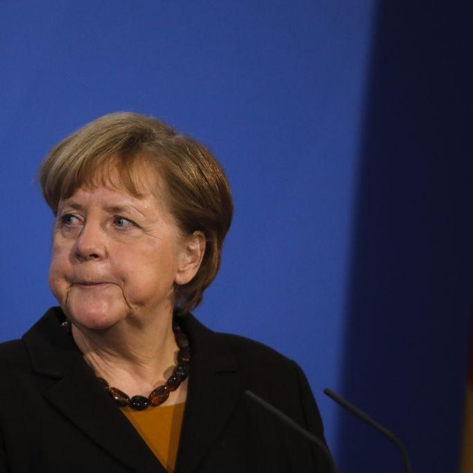 Merkels Lockdown-Pläne enthüllt! Droht uns bald tagsüber eine Ausgangssperre? (Foto)