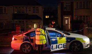 In Großbritannien wurde eine Rentnerin von zwei entlaufenden Hunden getötet. (Foto)