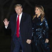 Ex-First Lady mit Vater-Komplex? So sehr ähnelt Trump seinem Schwiegervater (Foto)