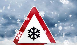Wetterdienst warnt vor gewaltigen Schneemassen. (Foto)