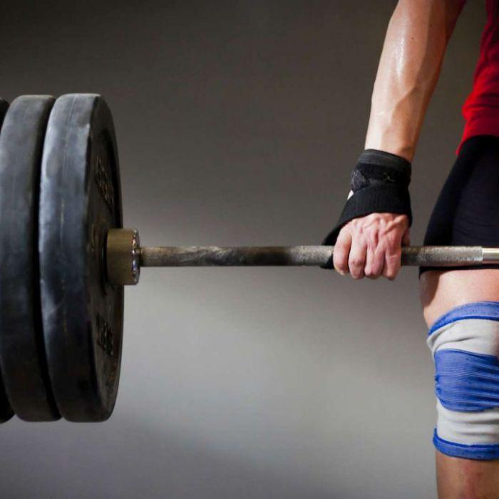 Wiederholung des Gewichtheben im TV und online (Foto)