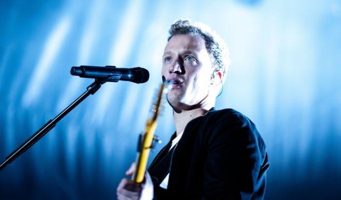 Sänger Joris im Porträt. (Foto)