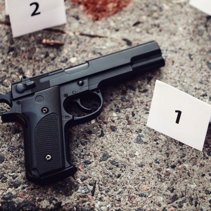 """""""Papa hat Leute erschossen"""" Familie vor Augen von Mädchen (9) ausgelöscht (Foto)"""