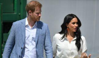 Die Mehrheit der Briten möchte Meghan Markle und Prinz Harry nach dem Megxit die royalen Titel entziehen. (Foto)