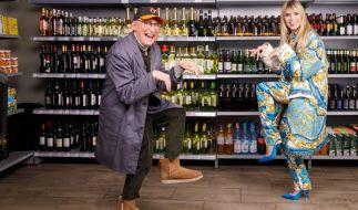 Kult-Comedian Otto Waalkes wird in der kommenden Folge GNTM zu sehen sein - aber was ist seine Aufgabe? (Foto)