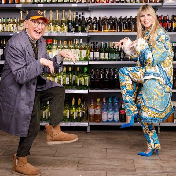 DARUM trifft Otto Waalkes auf Heidi Klums Kandidatinnen (Foto)
