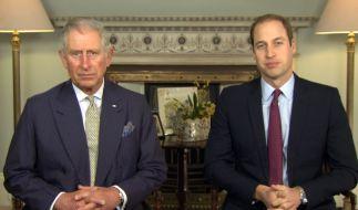 Die Briten wünschen sich Prinz William auf den Thron, nicht Prinz Charles. (Foto)