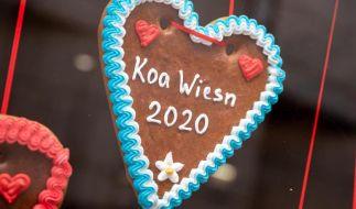 Auch wenn nicht klar ist, ob das Oktoberfest 2020 wieder ausfallen wird, sind viele Plätze an den Wiesn-Tischen bereits reserviert. (Foto)