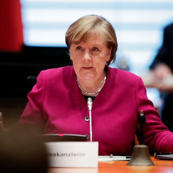 Regierungssprecherin: Kanzlerin befürwortet einheitlichen Lockdown (Foto)