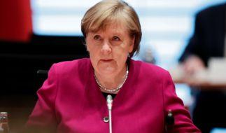 Angela Merkel ist mit den Corona-Umsetzungen einzelner Länder nicht zufrieden. (Foto)