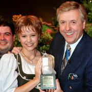 Francine Jordi gewinnt 1998 den