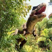 Kaum vorstellbar, was ein T-Rex auf der Erde alles anstellen könnte.
