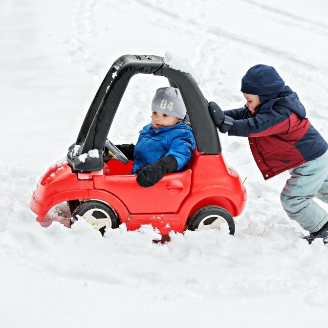 Schnee bis ins Flachland! DIESES Tief saugt neue Kaltluft an (Foto)