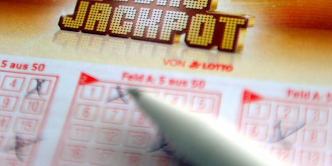 Eurojackpot am 22.10.2021