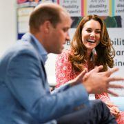 Wie einst Lady Di! Deshalb ist Herzogin Kate für Prinz William unentbehrlich (Foto)