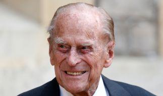 Trauer im Vereinigten Königreich: Prinz Philip ist verstorben. (Foto)