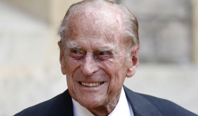 Prinz Philip, Herzog von Edinburgh (10.06.1921 - 09.04.2021)