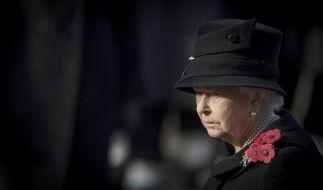 Die Königin in tiefer Trauer: Queen Elizabeth II. beweint den Tod von Prinz Philip. (Foto)