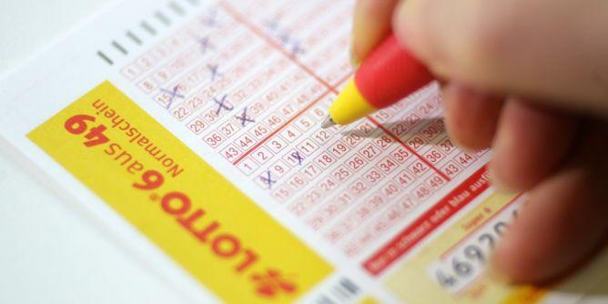 Lottozahlen, 18.9.2021