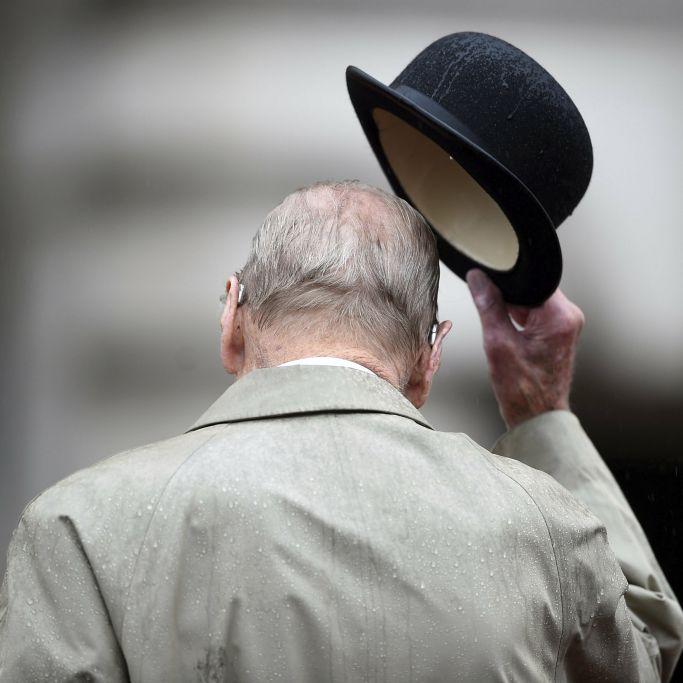 Diesen Wunsch erfüllte ihm die Queen vor seinem Tod (Foto)