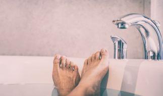 In Clayhall wurde eine 80-ährige Frau leblos in der Badewanne gefunden. (Foto)