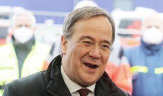 Armin Laschet spricht sich für eine Aufhebung der Impfreihenfolge noch im Frühjahr aus. (Foto)