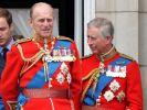 Prinz Philips letzte Worte an Sohn Prinz Charles laut Royal-News (Foto)
