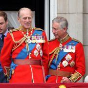 Das waren seine letzten Worte an Sohn Prinz Charles (Foto)