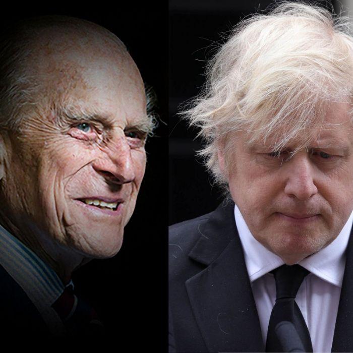 DARUM kommt Premierminister Johnson nicht zur Beerdigung (Foto)