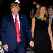 Neuer Ehevertrag? DESHALB blieb die Ex-First Lady wirklich bei Donald Trump (Foto)