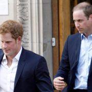 In Trauer vereint! Für Prinz Philip raufen sie sich zusammen (Foto)