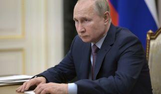 Droht Wladimir Putin mit einem militärischen Konflikt in der Ukraine? (Foto)