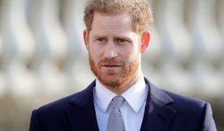Prinz Harry nahm Abschied von seinem Großvater. (Foto)