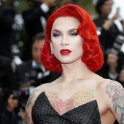 Miss Fame im Jahr 2016 bei den Filmfestspielen in Cannes. (Foto)