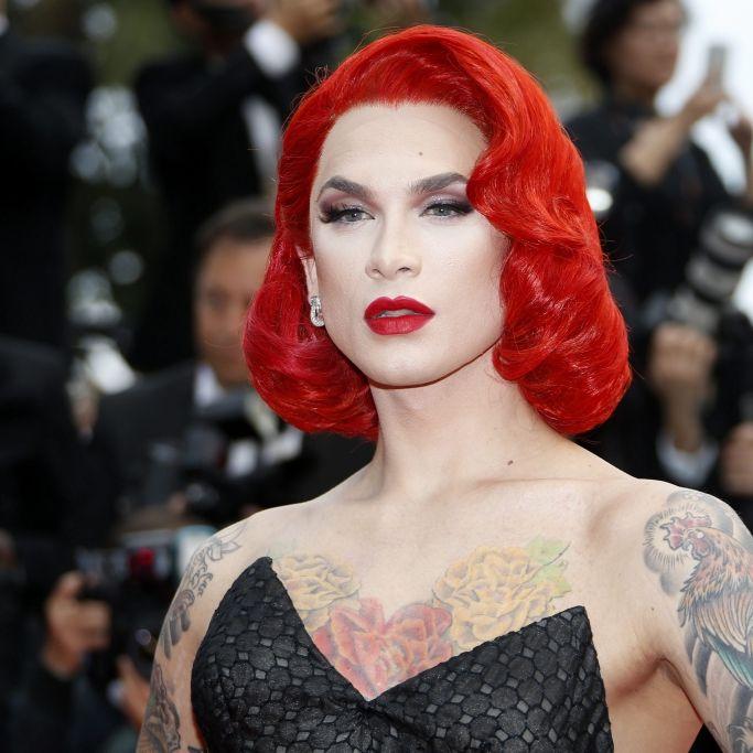 Ganz ohne Make-Up! SO sieht die Drag Queen ungeschminkt wirklich aus (Foto)
