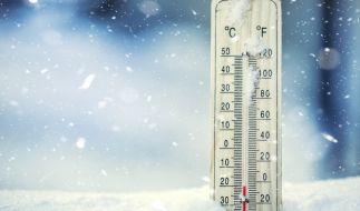 Es bleibt weiterhin kalt. (Foto)