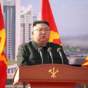 Experten sicher:Nordkorea-Diktator bereit für Krieg gegen die USA (Foto)