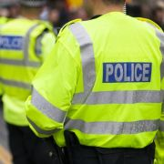 Mann mit Axt vorm Buckingham Palast festgenommen (Foto)