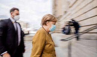 Unionspolitiker äußern scharfe Kritik an den Lockdown-Plänen der Kanzlerin. (Foto)