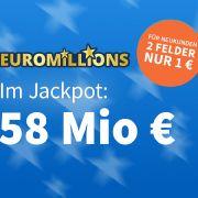 Am Freitag geht es um 58 Millionen Euro – Jetzt 5 € Rabatt sichern! (Foto)