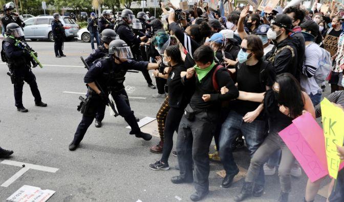 Polizei von Los Angeles verklagt