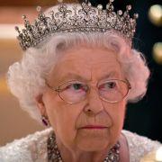 Abgeschottet und einsam! Queen Elizabeth II. muss allein trauern (Foto)