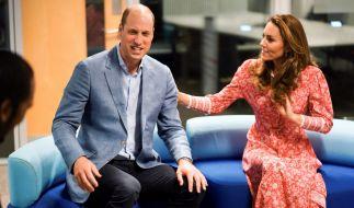 Herzogin Catherine und Prinz William (Foto)
