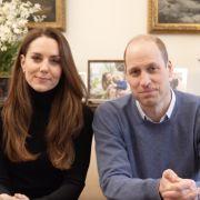 Kate Middelton und Prinz William (Foto)
